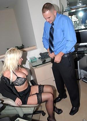 Big Tit Boss Porn Pictures